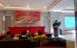 Acara Forum Kemitraan Organisasi Media Di Kalimantan Selatan