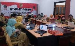 Bimtek Indeks Kepuasan Masyarakat (IKM) Kota Banjarbaru