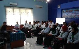 Visitasi Diklatpim IV Kalsel ke Diskominfo Banjarbaru