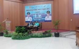 Kawasan Tanpa Rokok (KTR) Dan Bahaya Merokok di Lingkungan Pemerintah Kota Banjarbaru