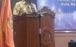 Seminar Nasional Komunikasi Politik Berbasis Kearifan lokal
