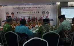 Rapat Koordinasi Daerah LPSE Ke-12 Se Kalimantan Selatan Di Kabupaten Banjar