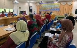 Focus Group Discussion (FGD) Penyusunan Rencana Aksi Daerah Pangan dan Gizi Kota Banjarbaru Tahun 2019-2021