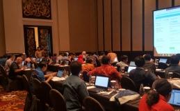 Perwakilan Diskominfo Menghadiri Kegiatan LPSE di Bali